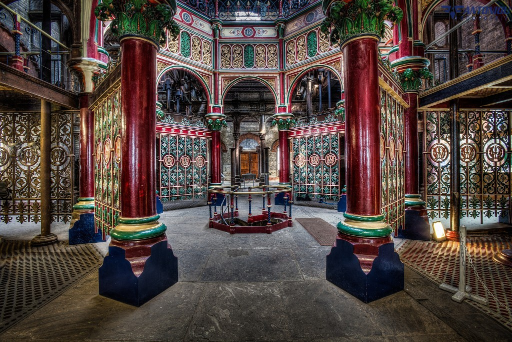 old Crossness Pumping station